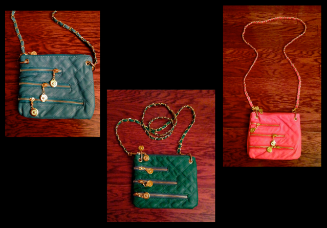 Our Color Pop Crossbody Bags