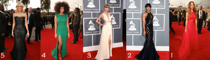 Grammy's Best Dressed