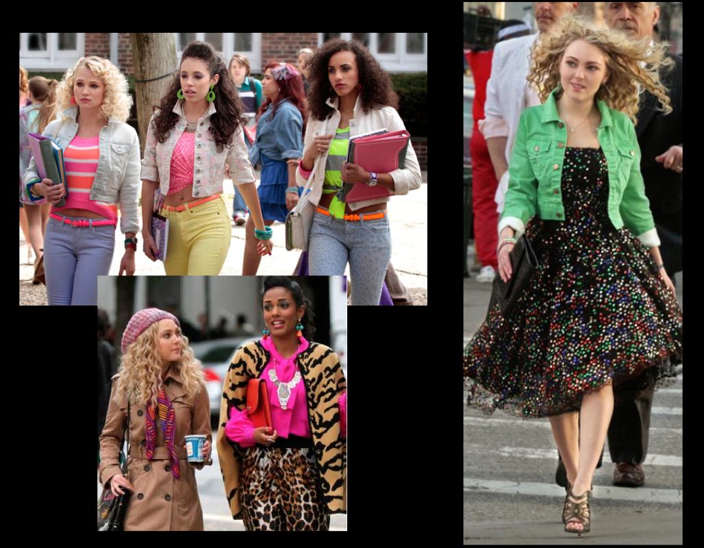 80 S Fashion Is Now Fashion N Y Z M O D A